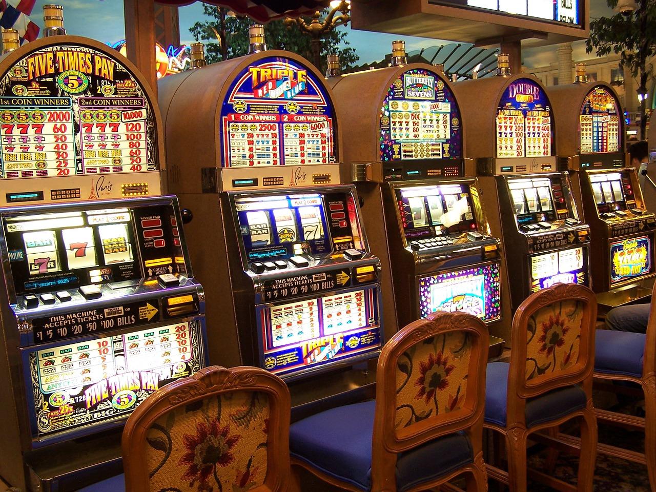 casino e slot machine online