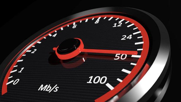speedtest o test di connessione è un metodo rapido