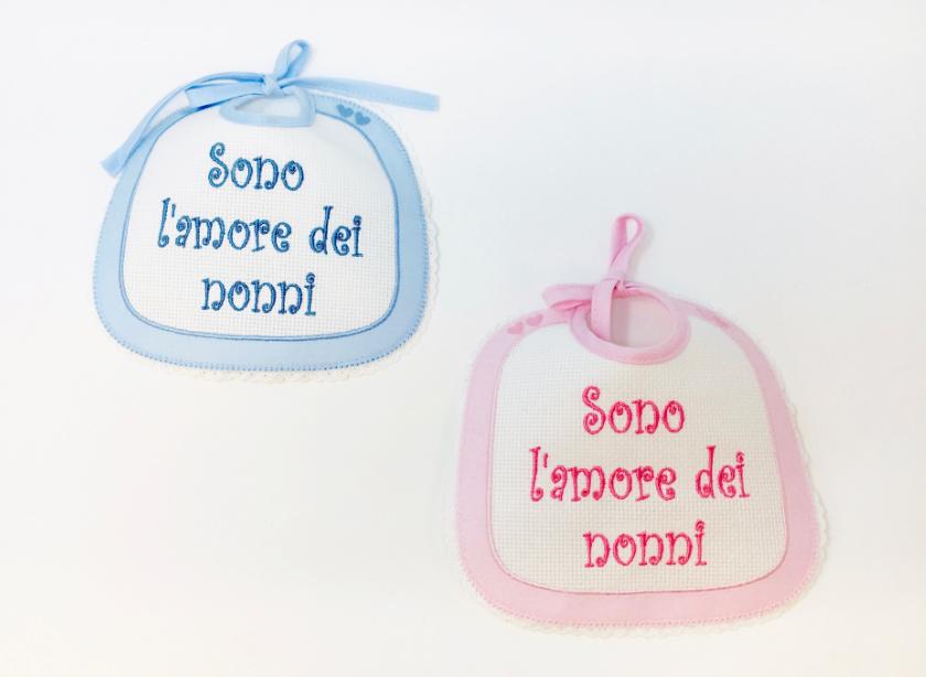 Bavaglini per neonato simpatici
