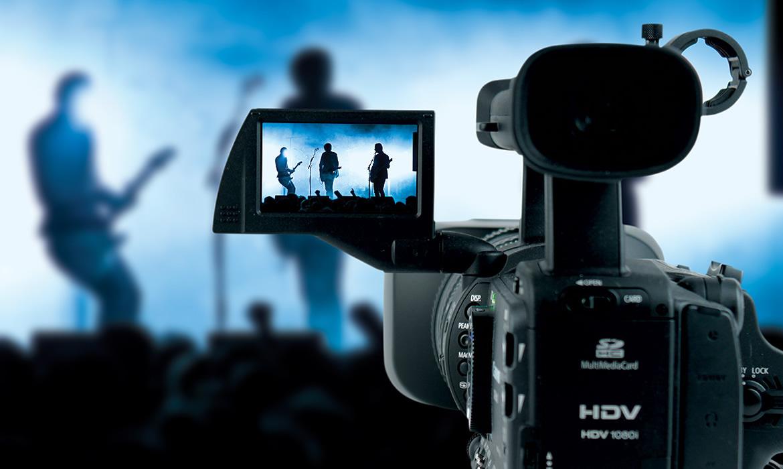 realizzazione di videoclip professionali