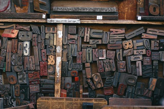 tipografia tradizionale
